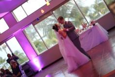 First Dance! @ Costa Caribe