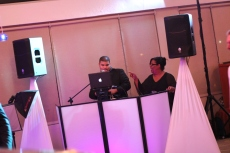 Dj Eric Rosario & MC Daisy Rijos In Action!
